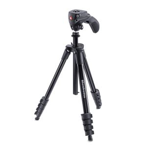 MANFROTTO MK COMPACT ACTION TRİPOD (SİYAH)