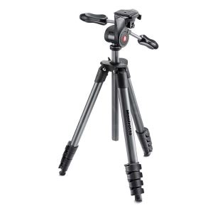 MANFROTTO MK COMPACT ADVANCED TRİPOD (SİYAH)