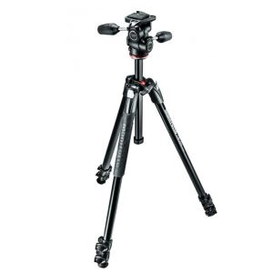 MANFROTTO MK290XTA3-3W 290 XTRA KIT 3 WAY HEAD TRİPOD