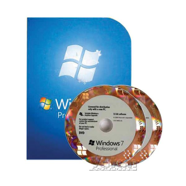 GGK Windows 7 Pro Get Geniue Kit 32bit/64bit Türkçe