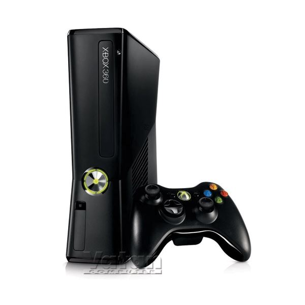 MICROSOFT XBOX 360 S 4GB + MARVEL THE AVENGERS BATTLE FOR EARTH+KINECT S