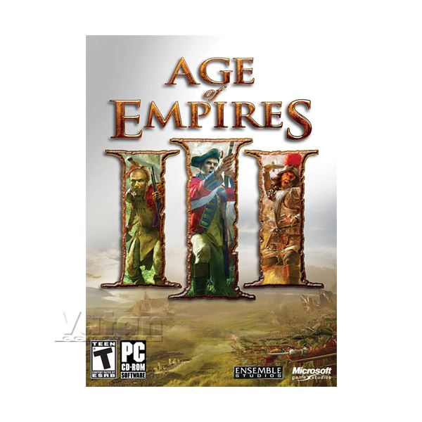 PC Age of Empires III