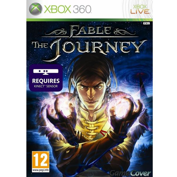 X360 FABLE:THE JOURNEY