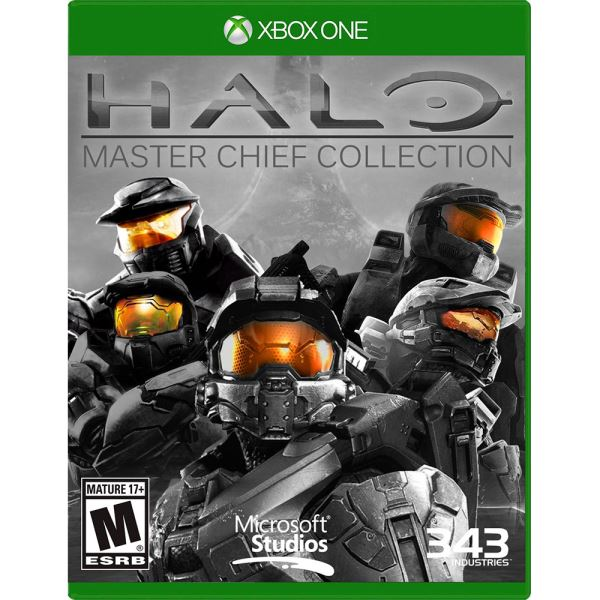 XBOX ONE HALO: MASTER CHIEF COLLECTION
