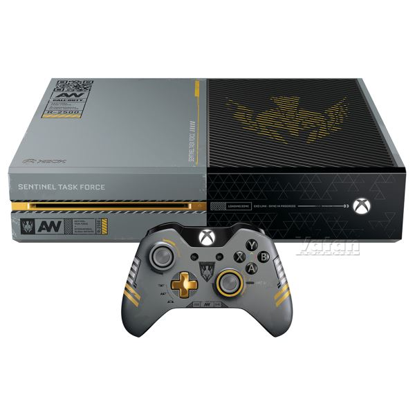 MICROSOFT XBOX ONE KONSOL 1 TB // CALL OF DUTY ADVANCED WARFARE