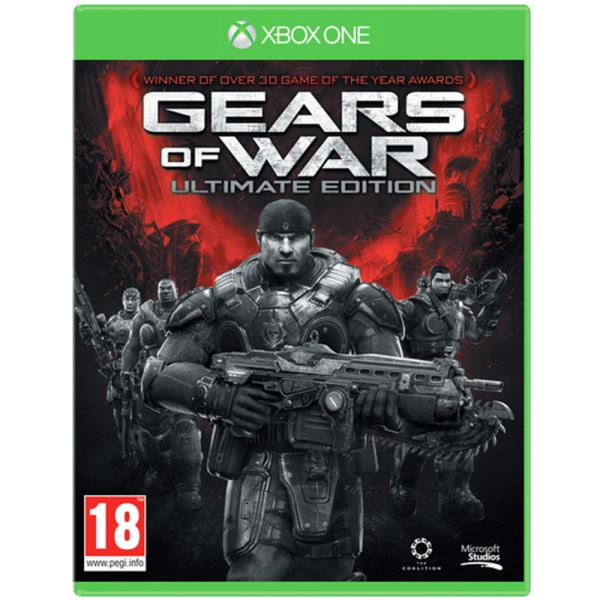 XBOX ONE GEARS OF WAR ULTIMATE ED