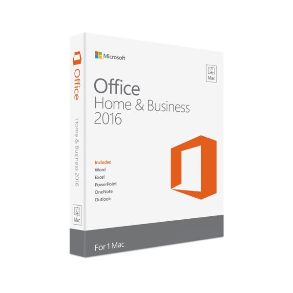 Office Mac Home Business 2016 İngilizce