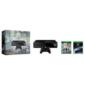 MICROSOFT XBOX ONE 1TB KONSOL + THE DIVISION + FORZA 6