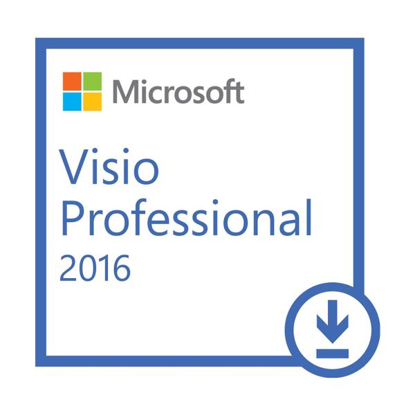Online Visio Pro 2016 Win All Lng PK