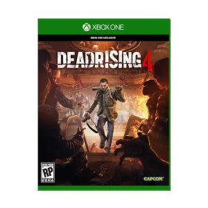 XBOX ONE DEADRISING 4