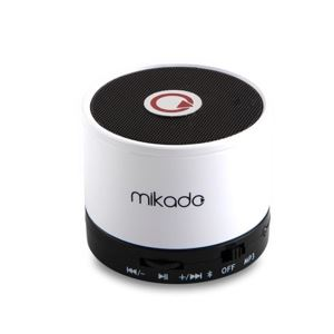 MIKADO MD-14BT BLUETOOTH SPEAKER BEYAZ
