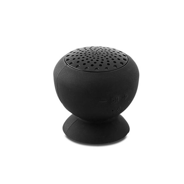 MIKADO MD-13BT BLUETOOTH VAKUMLU SİYAH SPEAKER