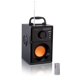 MIKADO MD-10A Bluetooth FM Radyo Destekli Speaker