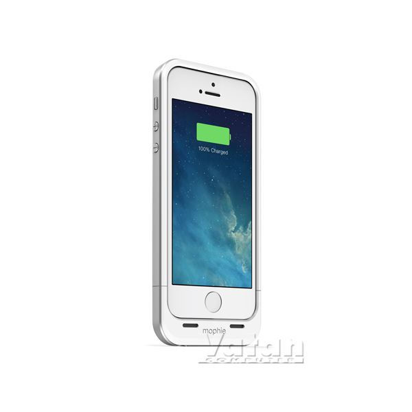 MP.2386.JPA.IP5.WHT.I İPHONE5 ŞARJLI KILIF