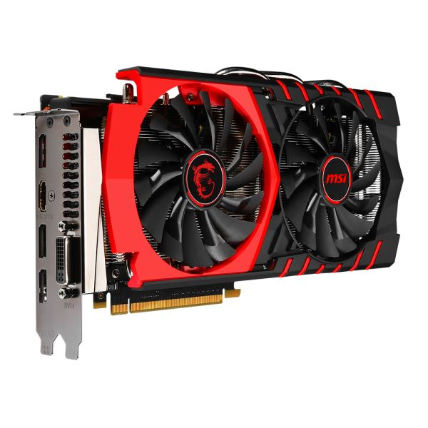MSI GTX960 GAMING GDDR5 2GB 128Bit Nvidia GeForce DX12 Ekran Kartı