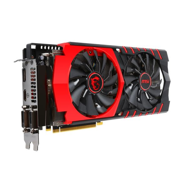 MSI R9 390 GAMING 8GB GDDR5 512Bit AMD Radeon DX12 Ekran Kartı