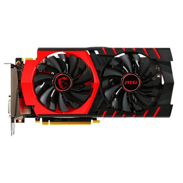 MSI GeForce GTX950 GAMING 2G 2GB GDDR5 128Bit Nvidia DX12 Ekran Kartı