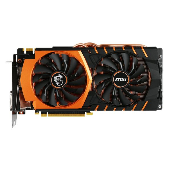 MSI GTX 980TI GAMING 6G GOLDEN EDITION GDDR5 6GB 384Bit DX12 Ekran Kartı
