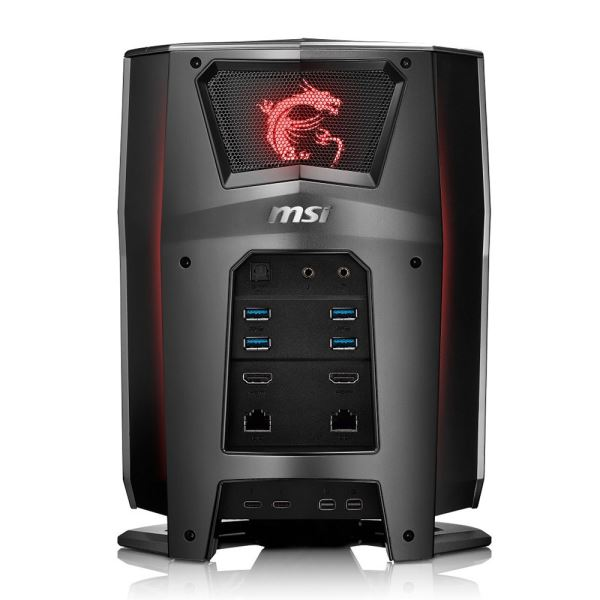 MSI VORTEX G65 INTEL CORE İ7 6700K 4 GHZ 64 GB 1TB+512GB 8GB NVIDIA GTX980 WIN10