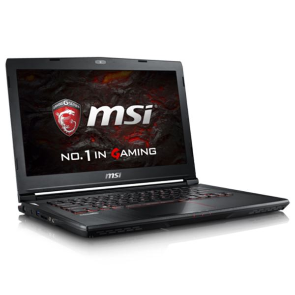 MSI GS43VR PHANTOM PRO CORE İ7 6700HQ 2.6GHZ-16GB-128GB SSD+1TB-14