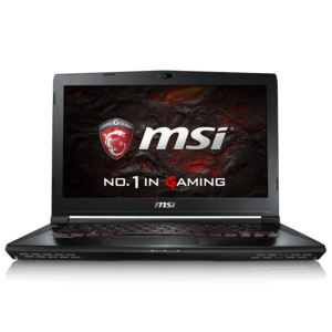 "MSI GS43VR PHANTOM PRO CORE İ7 6700HQ 2.6GHZ-16GB-128GB SSD+1TB-14""-GTX1060-W10"