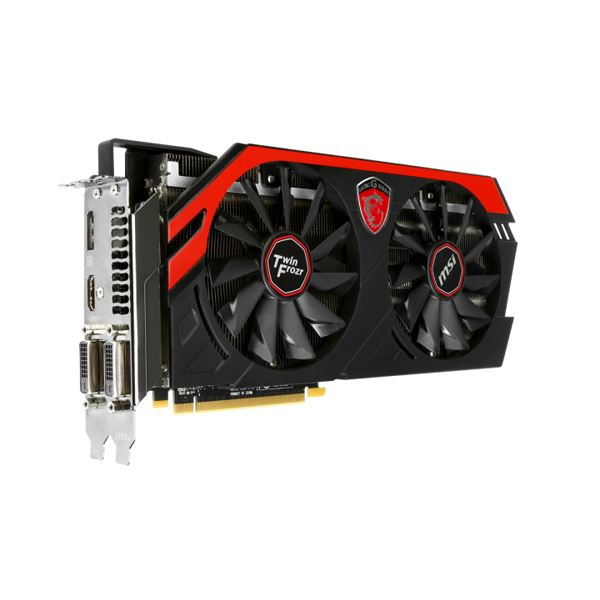 MSI R9 290 GAMING GDDR5 4GB 512Bit AMD Radeon DX11.2 Ekran Kartı