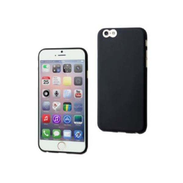 Muvit Coque Thingel iPhone 6 Kılıfı (Siyah)