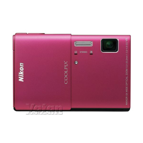 NIKON COOLPIX S100 16 MP 3,5