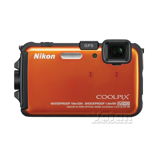 NIKON COOLPIX AW100 16 MP 3