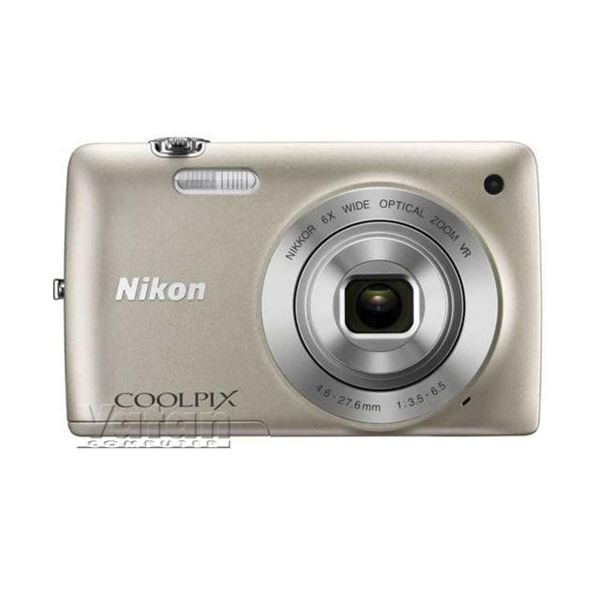 NIKON COOLPIX S4200 16 MP 3