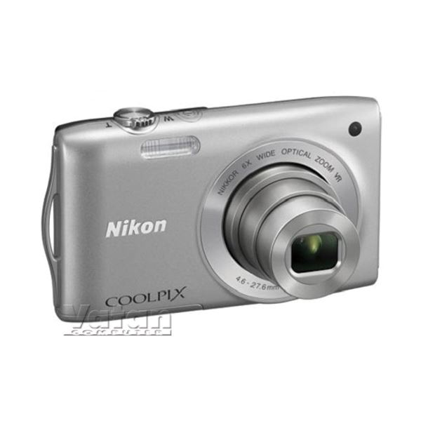NIKON COOLPİX S3200 16 MP 2,7