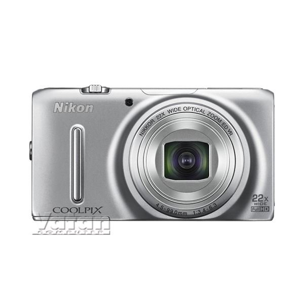 NIKON COOLPIX S9500 18 MP 3