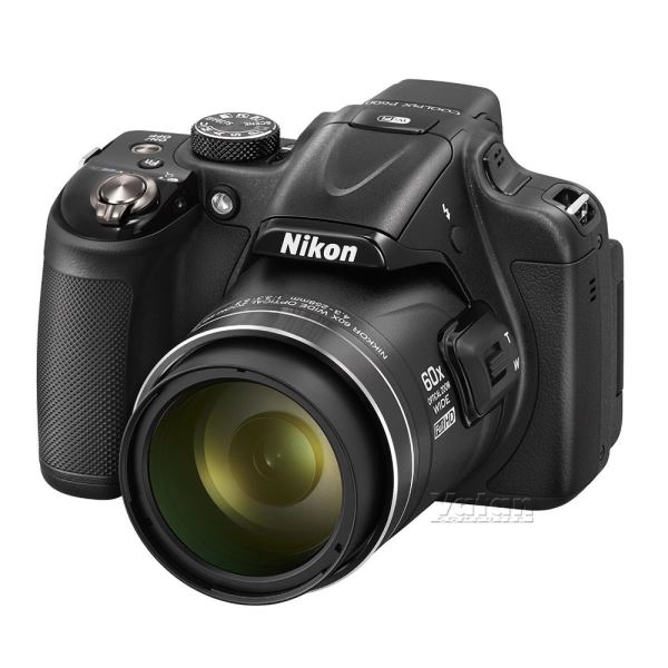 NIKON COOLPIX P600 16.1 MP 3