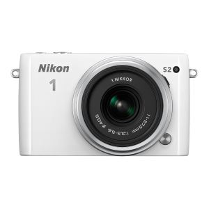 NIKON1 S2 WHITE KIT +11-27.5MM WHITE