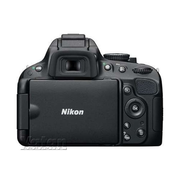 NIKON D5100 VR KIT 16.2 MP SLR DIJITAL FOTOGRAF MAKINESI (18-55 mm LENS)