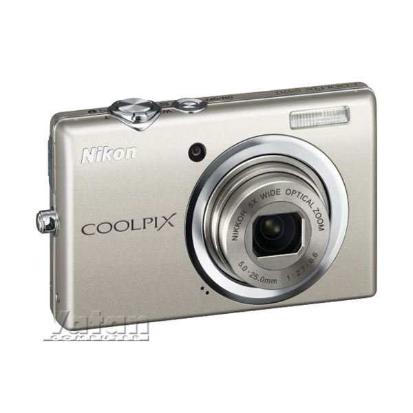 COOLPIX S570 12 MP 2,7