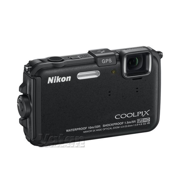 COOLPIX AW100 16 MP 3