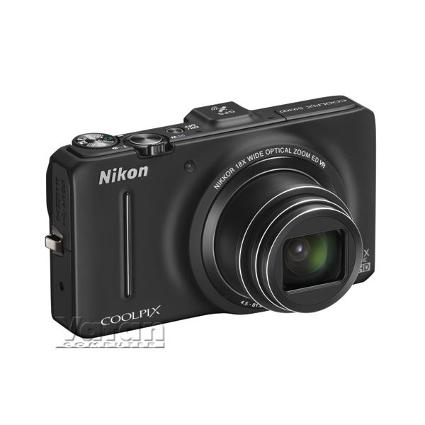 NIKON COOLPIX S9300 16 MP 3