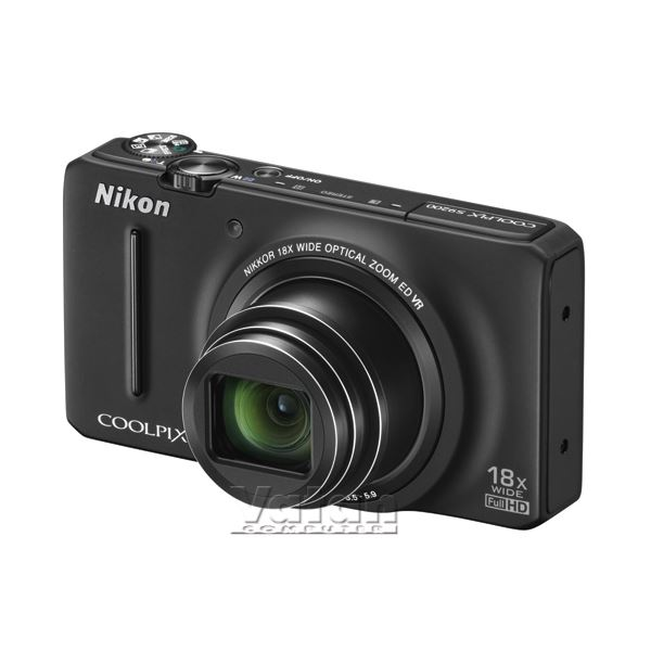 NIKON COOLPIX S9200 16 MP 3