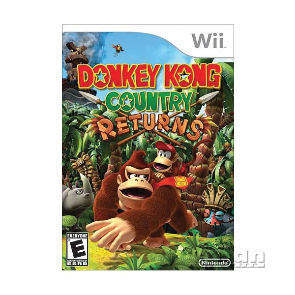 NINTENDO Wii Donkey Kong Country Returns