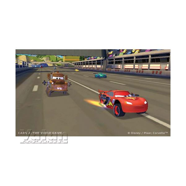 NINTENDO Wii Cars 2 The Video Game