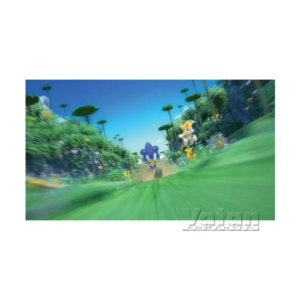 NINTENDO Wii Sonic Colours