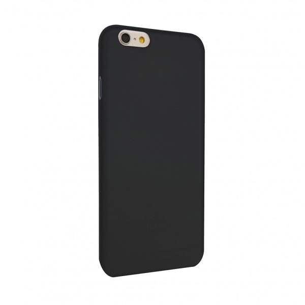 Ozaki O!coat 0.3 Solid Ultra Slim & Light iPhone 6 Kılıfı (Siyah)