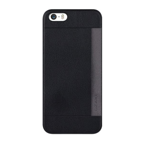 Ozaki O!coat 0.3 Pocket Ultra Slim & Light iPhone 6 Kılıfı (Siyah)