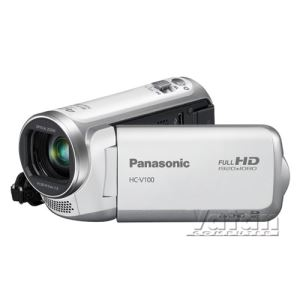 PANASONIC HC_V100 VİDEO KAMERA(beyaz)