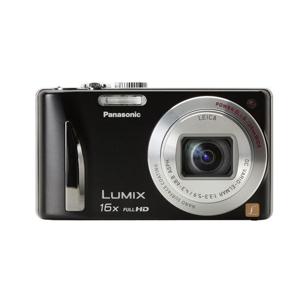 PANASONIC TZ-25 BLACK 12.1 MP 3