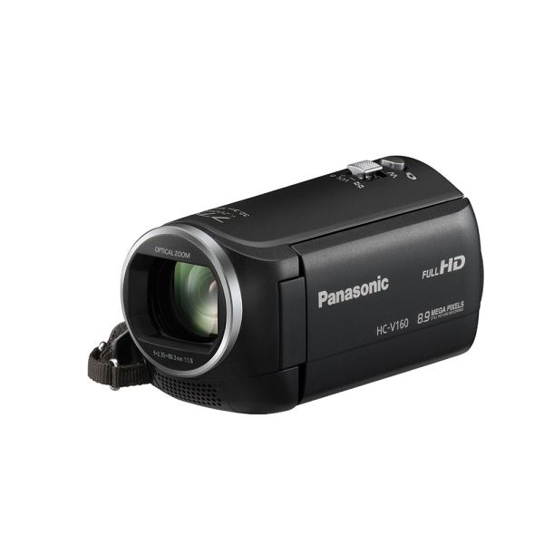 PANASONIC HC-V160 EG-K FULL HD VIDEO KAMERA