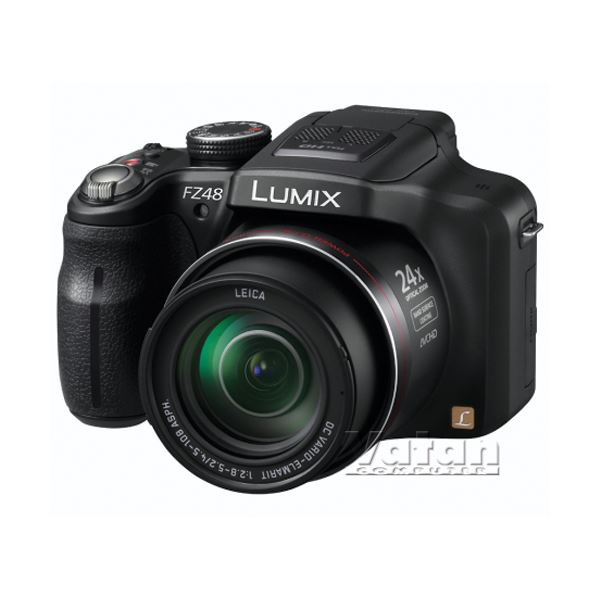 PANASONIC DMC-FZ48 12.1 MP 3