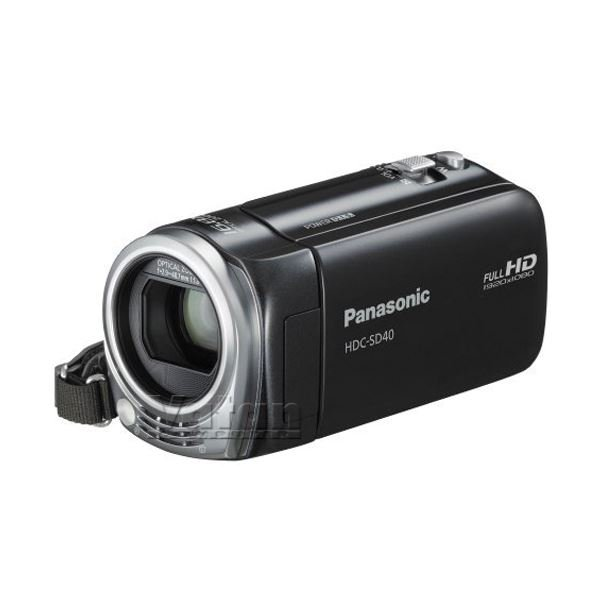 PANASONIC HDC-SD40EG-K VIDEO KAMERA