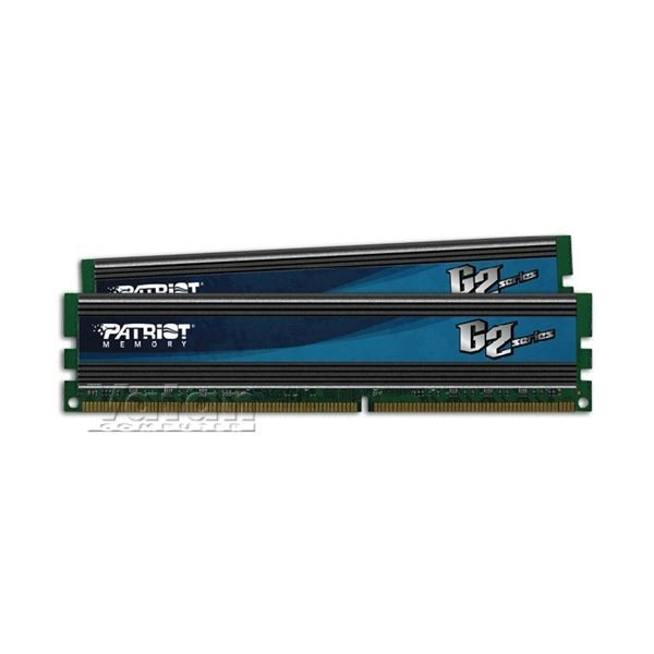 8GB(2x4) Gamer II DDR3 1600MHz CL9 XMP 1.2 Dual Kit Ram